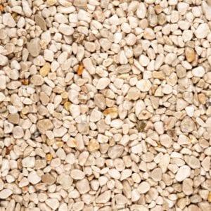 Steinteppich Farbe CAPPUCCINO Körnung GROSS
