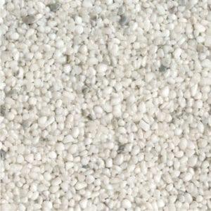 Steinteppich Körnung Fein Farbe Carrara weiß