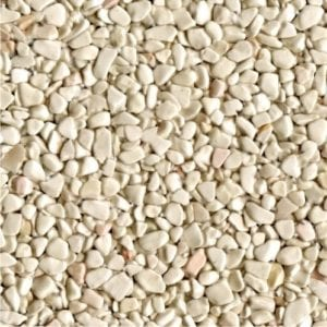 Steinteppich Crema Beige Mittel
