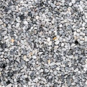 Steinteppich Farbe DELPHIN Lichtgrau Körnung MITTEL