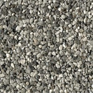 Steinteppich Farbe Grigio Grau Körnung FEIN