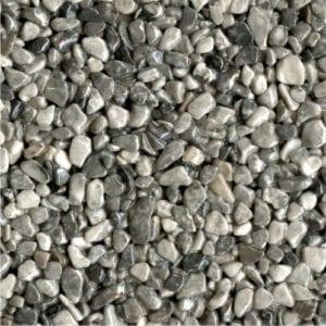 Steinteppich Farbe GRIGIO Grau Körnung MITTEL