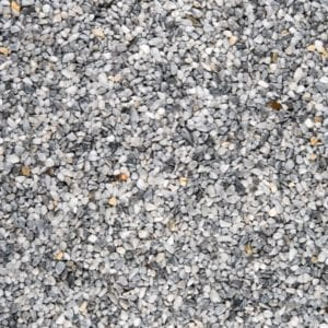 Steinteppich Farbe DELPHIN Lichtgrau Körnung FEIN