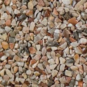 Steinteppich Farbe MYTHOS Körnung MITTEL