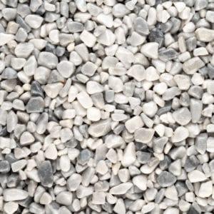 Steinteppich Farbe NEBULA Blaugrau Körnung GROSS
