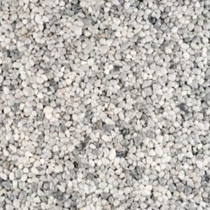 Steinteppich Farbe NEBULA Blaugrau Körnung MITTEL